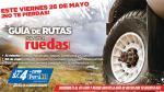 Imperdible: Perú21 te trae la Guía de Rutas de Ruedas&Tuercas este viernes - Noticias de diario el trome