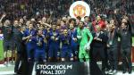 ¡Manchester United campeón de la Europa League! [FOTOS Y VIDEO] - Noticias de friends temporadas