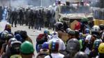 Venezuela: Reportan 2,815 detenidos desde el inicio de las protestas. (EFE)