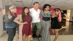 'RuPaul's Drag Race': Así fue el encuentro de Adolfo Aguilar con las drags queens del reality [FOTOS] - Noticias de drag queen