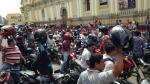 Motociclistas organizan una gran movilización este sábado en Lima - Noticias de accidente vial