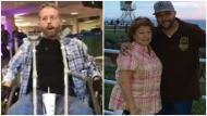 YouTube: Hombre minusválido agrede y discrimina a puertorriqueño por hablar en español. (Composición)