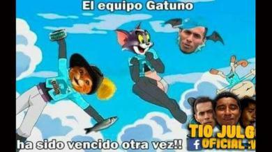 Los crueles memes que dejaron la goleada y despedida de Sporting Cristal en la Copa Libertadores