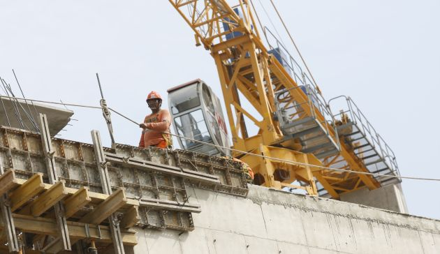 Economía crecerá impulsada por el inicio de las obras de reconstrucción. (USI)