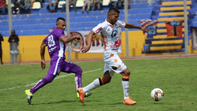 Ayacucho FC vs Comerciantes Unidos por la fecha 1 del Torneo Apertura