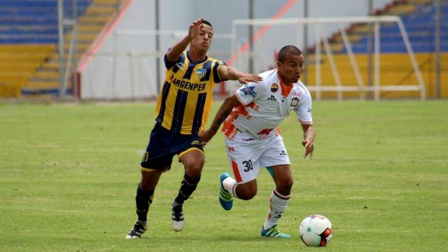 Deportivo Municipal vs Sport Rosario por el Torneo Apertura