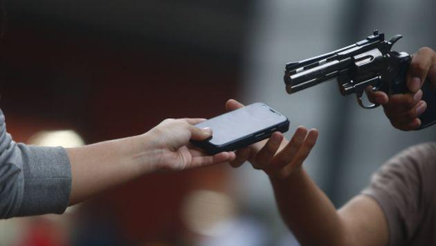 Mafia de criminales roba celulares a pedido  [VIDEO]