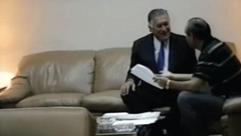 Genaro Delgado Parker se arrepintió de reunión con Vladimiro Montesinos