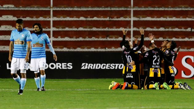 The Strongest y Jorge Wilstermann de Bolivia avanzaron a octavos de la Libertadores 2017, fase que no incluye a equipos peruanos. (Reuters)