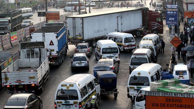 'TuRuta' es una aplicación que permite guiarte en medio del caos vehicular de Lima. (Difusión)
