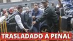 Trasladan a empresario Guillermo Riera al penal de Lurigancho - Noticias de carlos vasquez