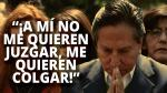 "Alejandro Toledo acusa persecución política de Keiko Fujimori: ""Me quieren desaparecer"" - Noticias de perez tello"