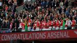 ¡Arsenal campeón de la FA Cup! Venció 2-1 a Chelsea en la final [FOTOS Y VIDEO] - Noticias de aaron alexis