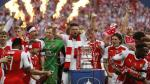 ¡Arsenal campeón de la FA Cup! Venció 2-1 a Chelsea en la final [FOTOS Y VIDEO] - Noticias de alonso mayo