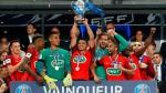 PSG se coronó campeón de la Copa Francia tras derrotar 1-0 al Angers [FOTOS]