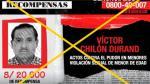 Detienen en Piura a hombre condenado a cadena perpetua por violar a su hija de ocho años - Noticias de policía prófugo