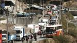 Ruta Lunahuaná-Tipicocha-Huancavelica: Una vía para descongestionar el tránsito de la Carretera Central - Noticias de tráfico de órganos