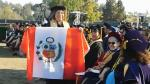 Peruana de 70 años recibe su doctorado en California y se convierte en una inspiración. (Hispanos Press)