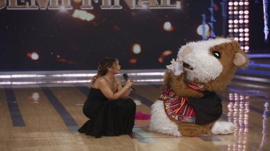 'El Gran Show': Así se vive la nueva jornada del 'reality' de baile [FOTOS]
