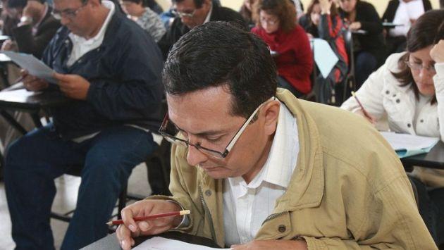 La titular de Educación precisó que el 70% de las vacantes serán dirigidas a las zonas rurales. (USI)