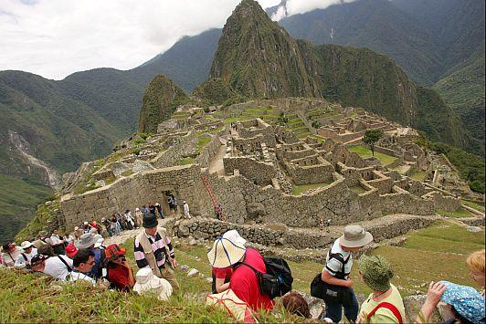 Se implementará dos turnos de visitas a la ciudadela inca. (El Comercio)