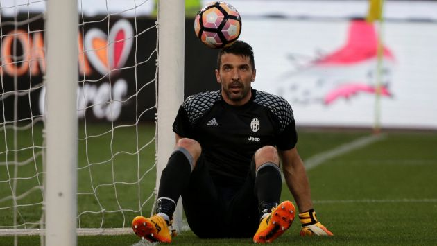 Gianluigi Buffon y Sergio Ramos se encontrarán en la final de la Champions League. (Reuters)
