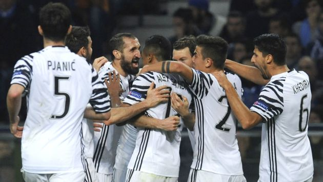 Juventus disputará este sábado la final de la Champions League ante Real Madrid. (AP)