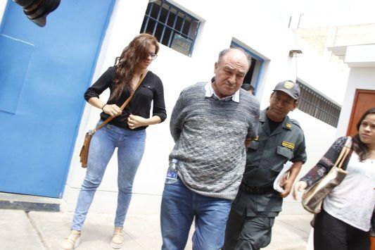 Buscan que Roberto Torres afronte el proceso en prisión. (USI)