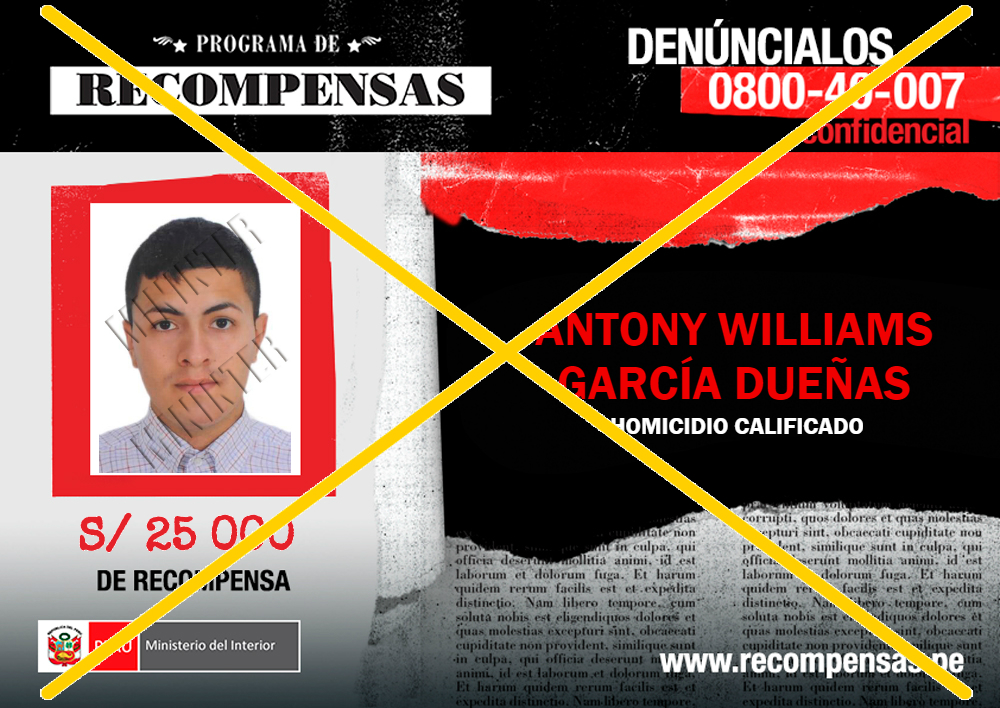 Deportan a homicida peruano de estados unidos actualidad for Pago ministerio del interior