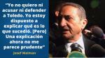 Odebrecht: Las frases que dejó la entrevista de Josef Maiman desde Israel [GALERÍA] - Noticias de inmunidad