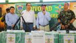 PPK participó en presentación de droga incautada y felicitó labor de PNP [FOTOS] - Noticias de ana rios