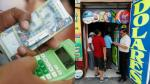 Preparan proyecto de ley para regular casas de cambio y prestamistas - Noticias de sergio espinosa