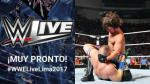 ¡Oficial! Las superestrellas de la WWE regresan a Lima este 2017 - Noticias de lucha libre