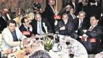 Alan García asegura que cena con Marcelo Odebrecht fue en Lima y no en Brasil - Noticias de enrique cornejo