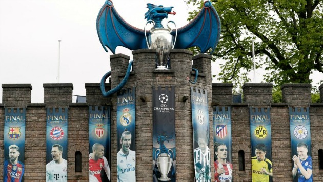 La final se disputará en Cardiff, Gales. (UEFA)