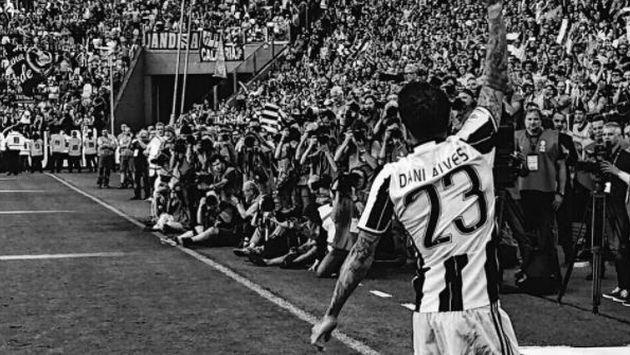La carta de Dani Alves previo a la final de la Champions League que está dando la vuelta al mundo. (Instagram Dani Alves)