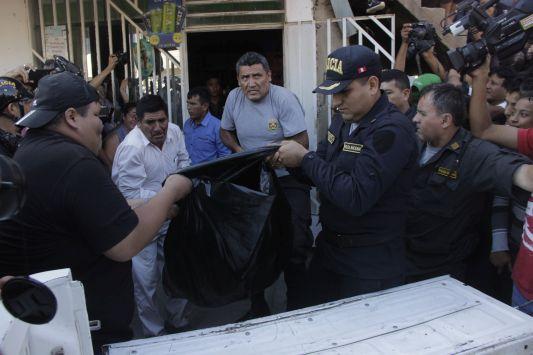 Terrible crimen estremece a Chiclayo. (NADIA QUINTEROS)