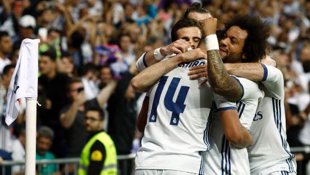 El emotivo video que dedicó un niño al Real Madrid antes de la final de la Champions League. (AFP)