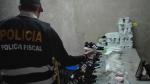 Callao: Incautan zapatillas falsas valorizadas en S/1.5 millones [FOTOS] - Noticias de mercaderia ilegal