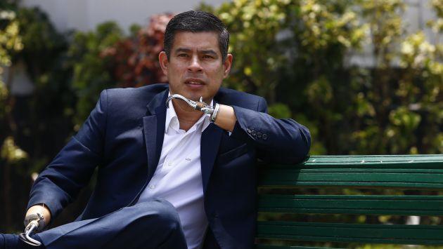 Luis Galarreta critica actitud de su colega Patricia Donayre (Andrés Cuya)
