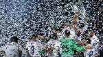 ¡Fiesta en el Bernabéu! Así fue la espectacular celebración del Real Madrid por la duodécima Champions League [FOTOS Y VIDEO] - Noticias de sergio ramos