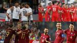 Copa Confederaciones Rusia 2017: Conoce el fixture del torneo - Noticias de mundial brasil 2014