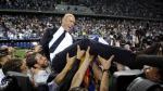 ¿Cómo motivó Zinedine Zidane al Real Madrid para ganar la Champions League? - Noticias de champions league