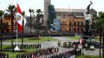 Conoce las desvíos vehiculares por la ceremonia del 'Día de la Bandera' - Noticias de altos mandos