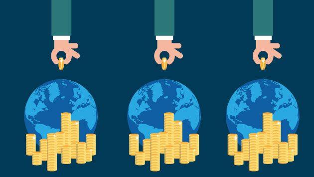 OCDE mejoró su proyección de crecimiento mundial para este año.