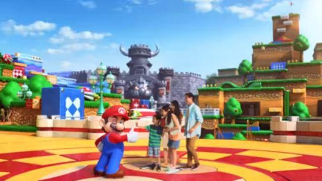 Nintendo: Mira el tráiler del primer parque temático de 'Mario Bros' que Universal Studios abrirá próximamente [VIDEO]