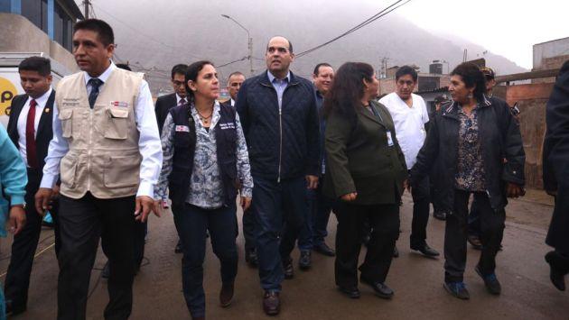 Fernando zavala es prematuro hablar de censura al for Quien es el ministro de interior