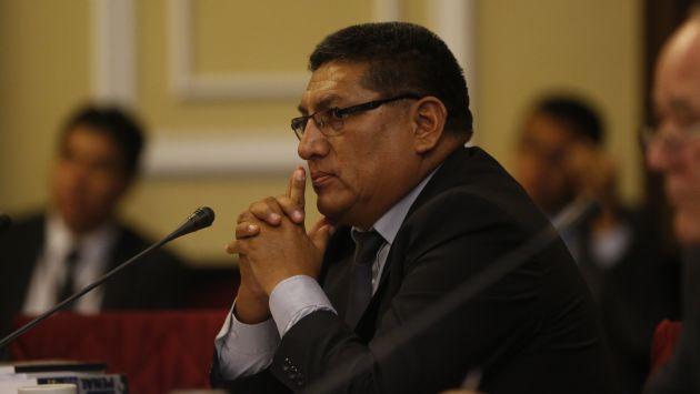 Mantilla dice que ni Ana Vega ni Keiko Fujimori imponen decisiones en Fuerza Popular (Mario Zapata).