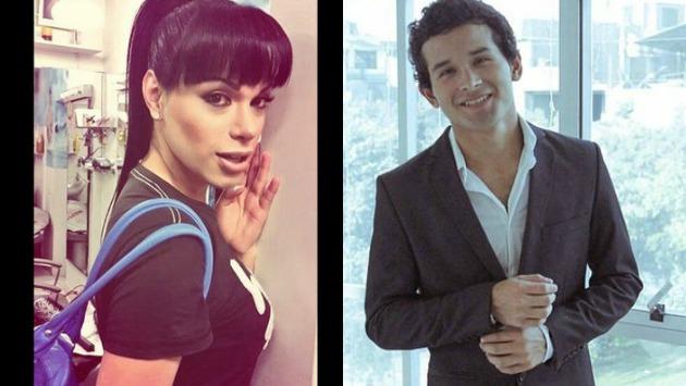 Modelo transgénero sin suerte para el Miss Perú y sin suerte para el amor. (Composición)