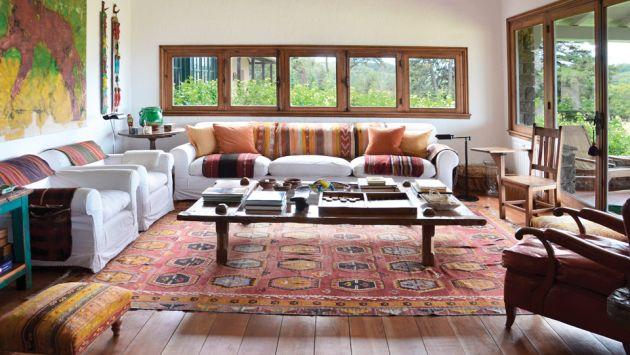 Consigue calidez en tu hogar con estos consejos (Referencial)
